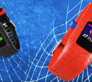 Spider-Man Vivofit Jr 2 GarminSpider-Man Vivofit Jr 2 Garmin