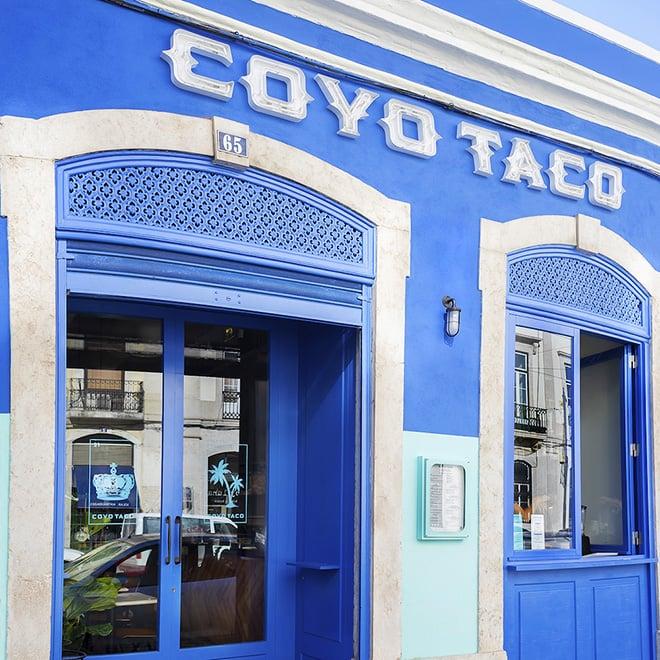 Coyo Taco Fachada