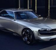 Peugeot e-Legend 2018
