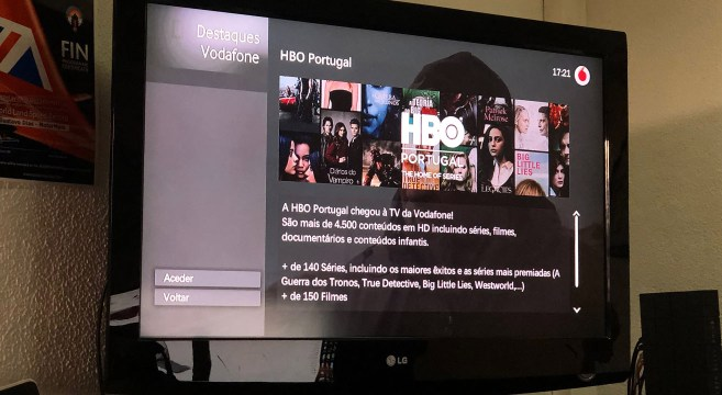 HBO Portugal TV