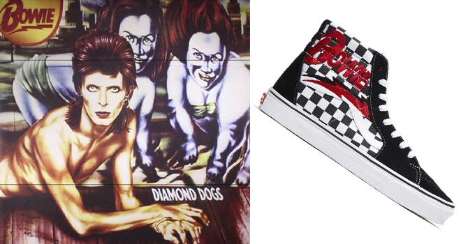 Bowie Vans Dogs