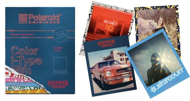 Polaroid Film i-Type