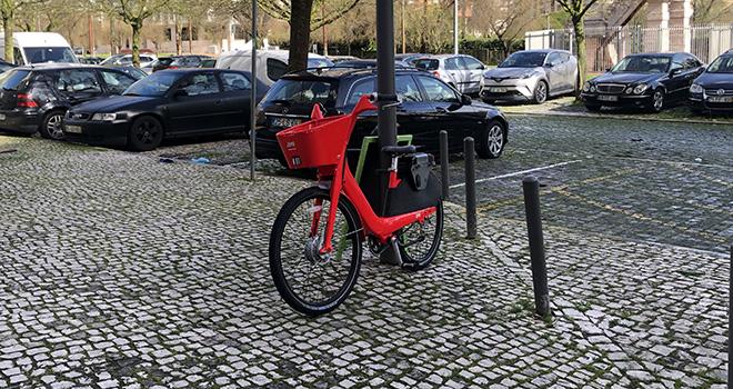Uber Jump Lisboa