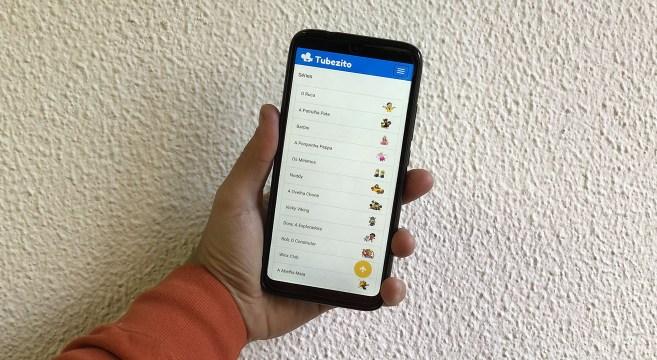 Tubezito App