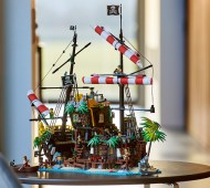 ©LEGO Ideas Barracuda Pirates