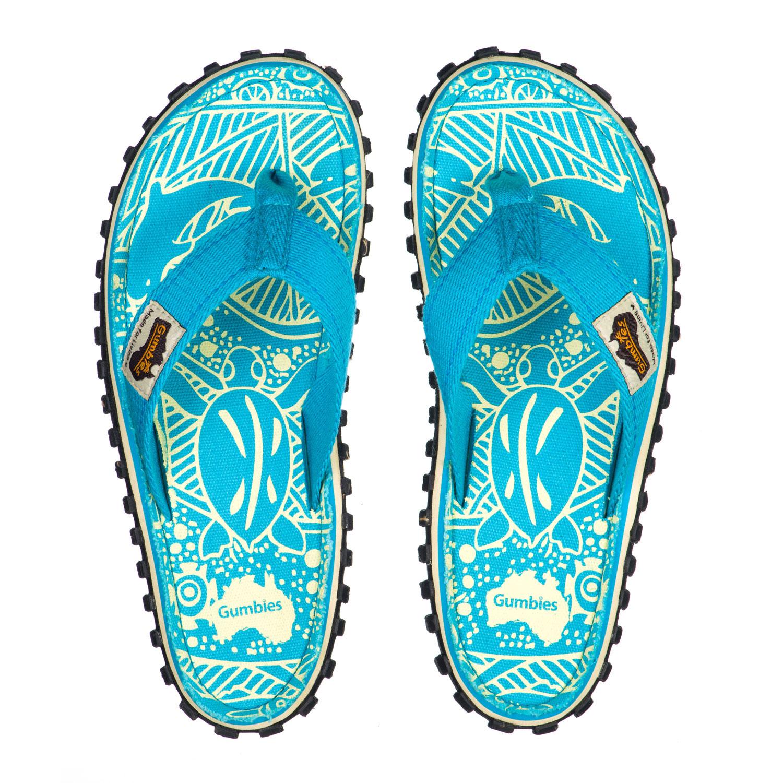 Gumbies Islander Canvas Flip Flop Women 1Dsim6C