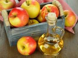 apple cider vinegar for bv