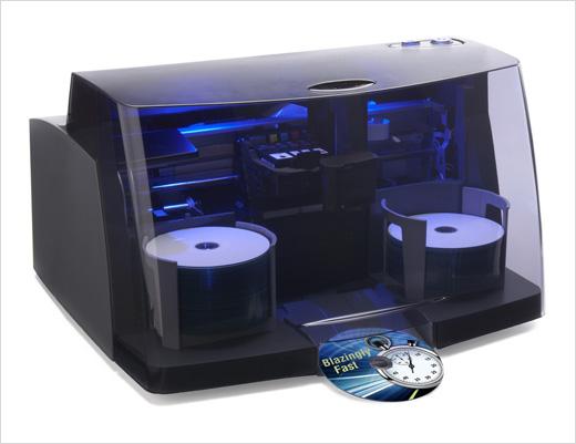 Bravo 4100-Series Disc Publisher