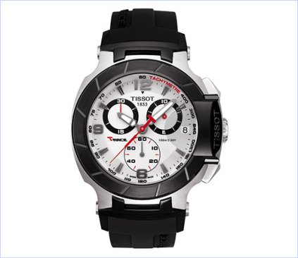T-Race White Watches