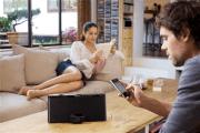 RDP-X60iP wireless speaker dock
