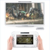 Wii U Console Features Tablet Controller