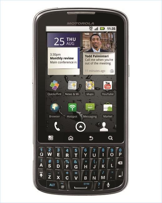 Motorola Milestone Plus Android Smartphone on Cellular South