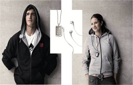 Jabra STREET2 Bluetooth Pendant --- Technology Meets Fashion