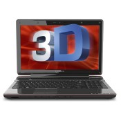 Qosmio F755 3D Glasses-free 3D laptop