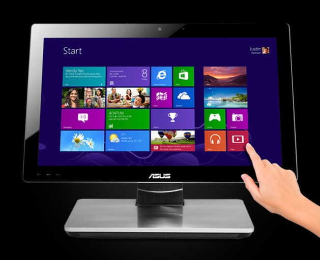 ASUS ET2300 All-in-One PC 7