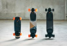Boosted Board