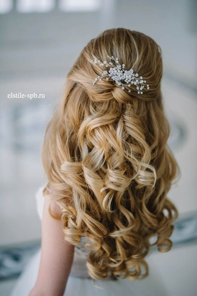 Wedding Hairstyles Stunning Half Up Half Down Wedding Hairstyles Weddings Weddingideas Hairstyle Trendyideas Net Your Number One Source For Daily Trending Ideas