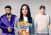 Cheetos Super Bowl commercial, Shaggy Cheeto viral, shaggy commercial, shaggy super bowl, shaggy super bowl commercial, Shaggy trending on Twitter, Shaggy with Mila Kunis and Ashton Kutcher, Superbowl commercial