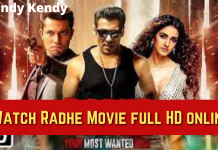 Radhe Movie, Radhe Movie watch online, Radhe Movie salman khan