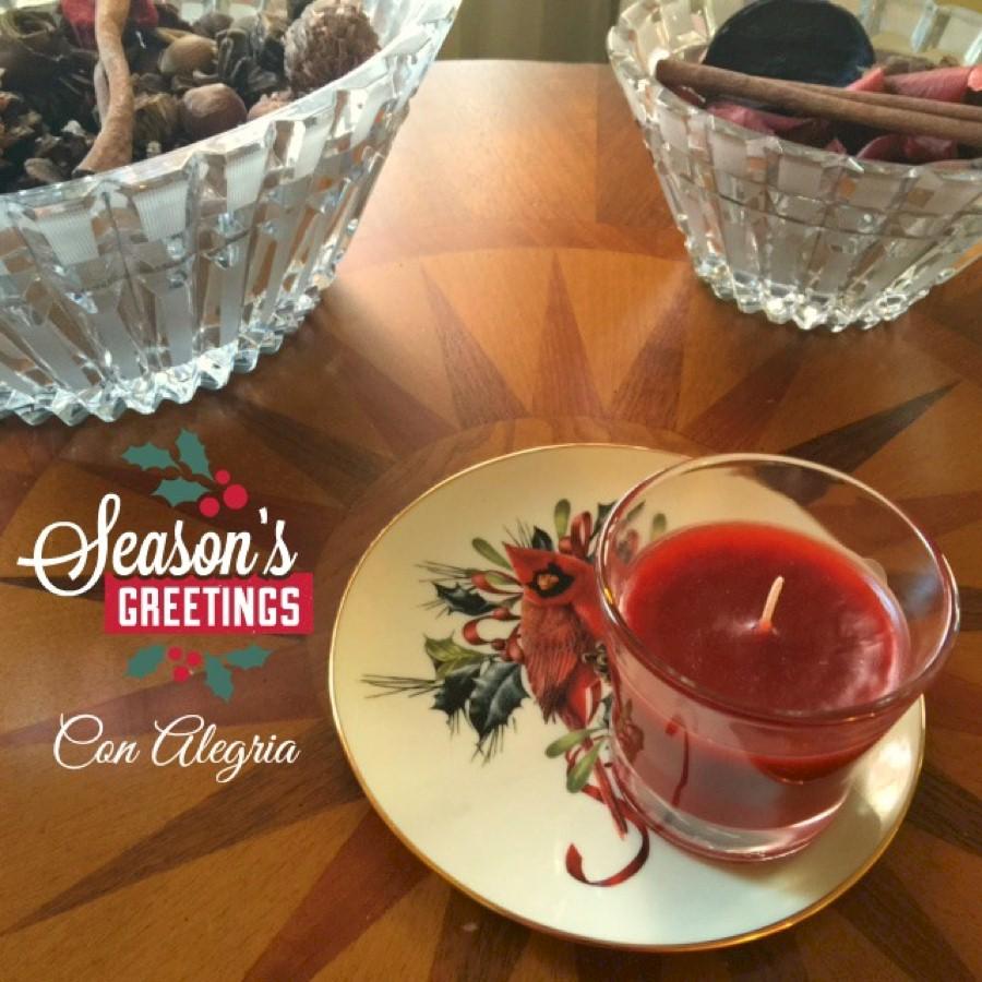 seasons greetings con alegria