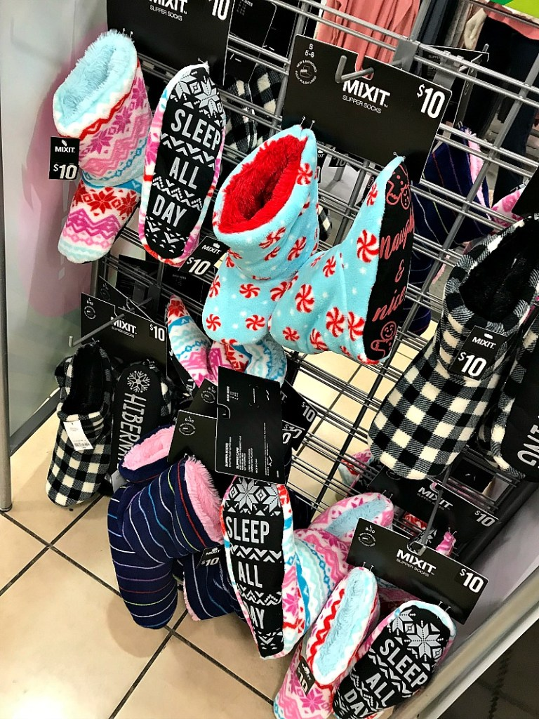Slippers for less at JC Penney