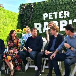 Peter Rabbit Cast Interview