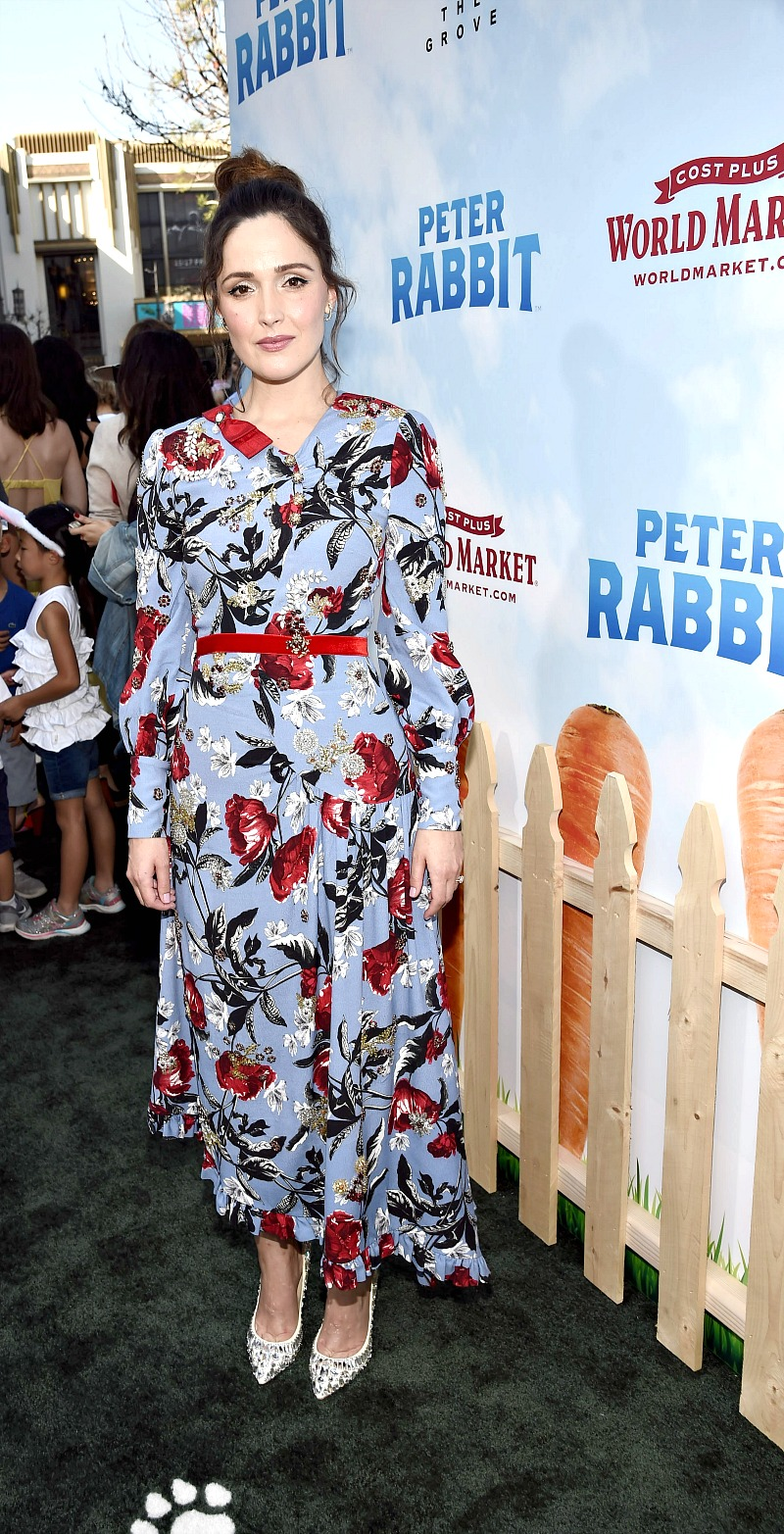 Rose Byrne at Red Carpet