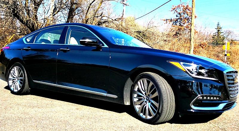 Genesis Luxury Car