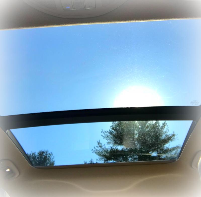 Genesis G80 Sun Roof