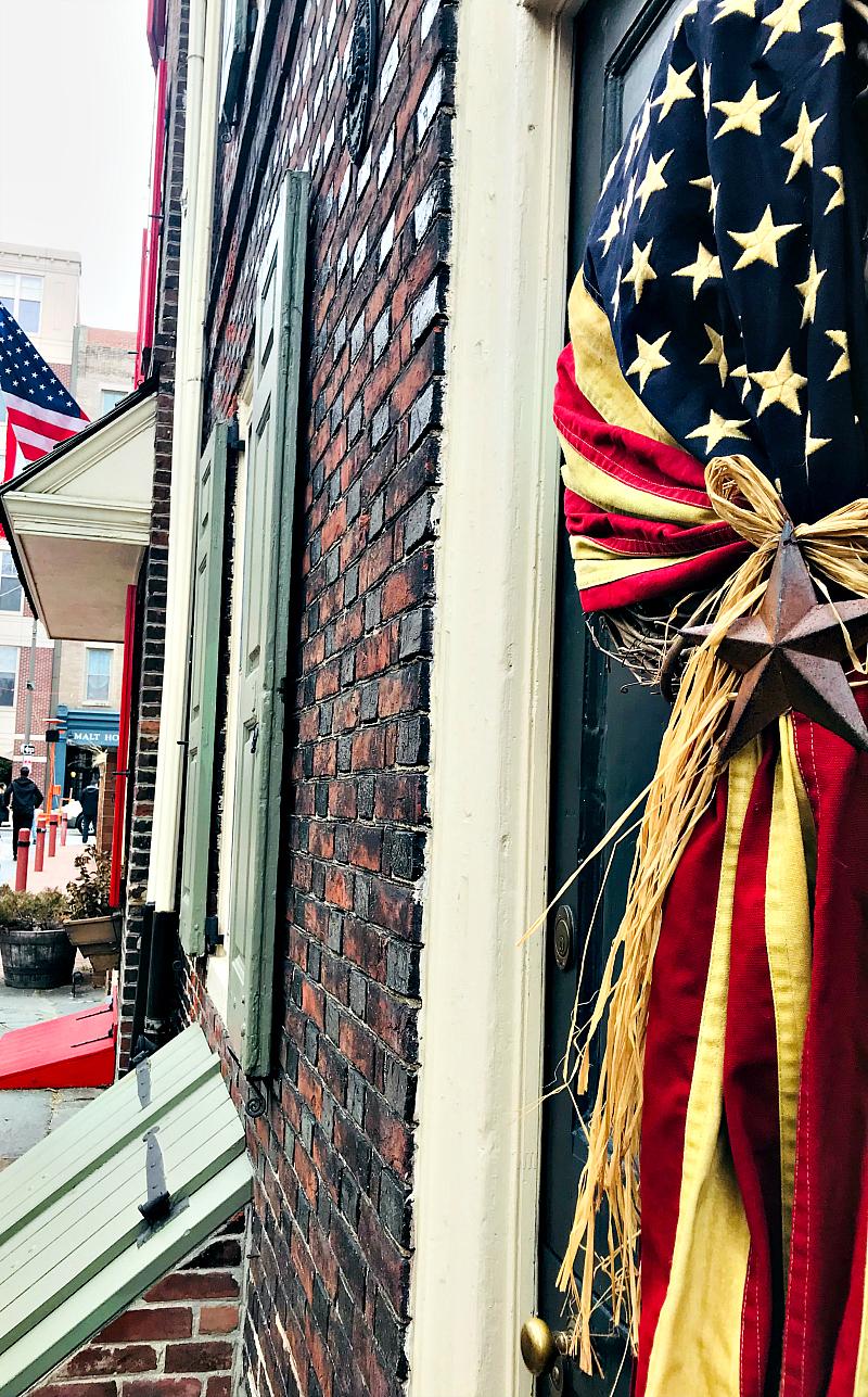 Elfreth's Alley - Philadelphia