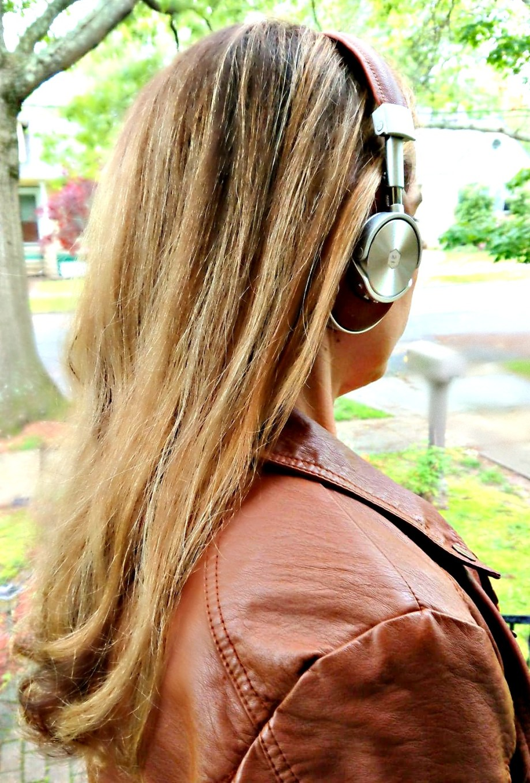 Master & Dynamic Wireless headphones