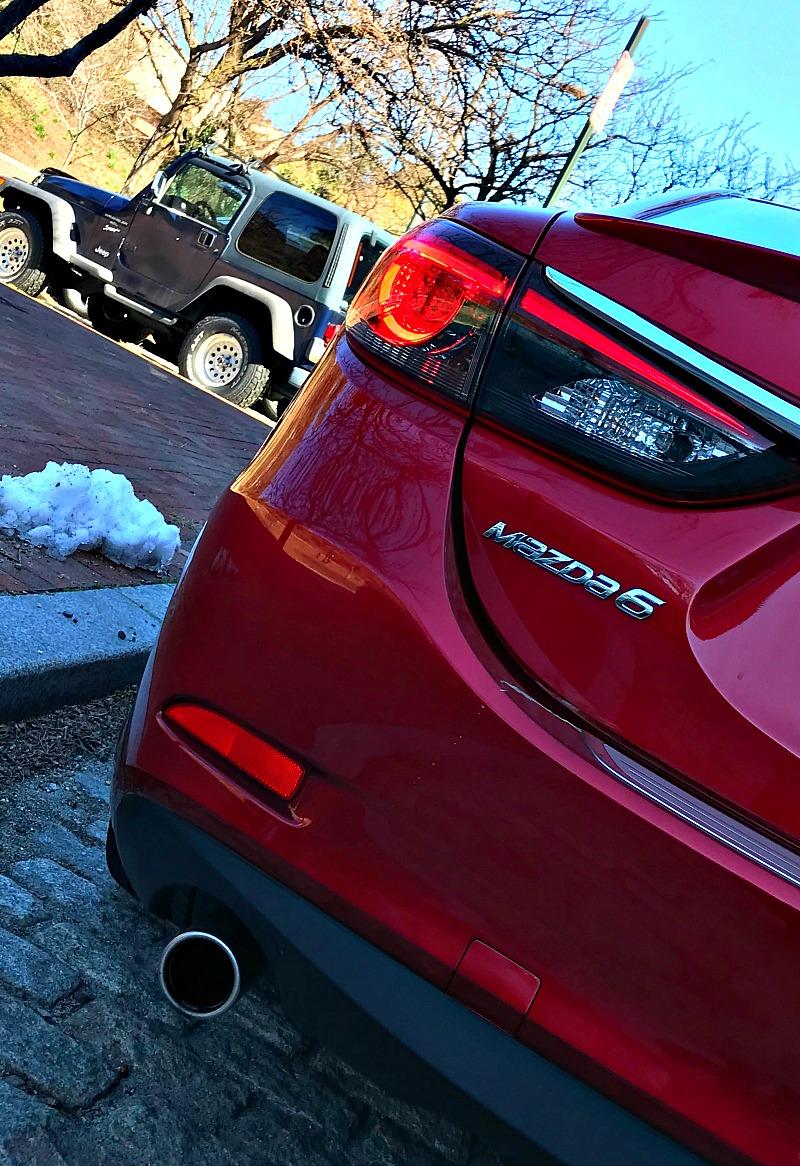 Mazda 6 style