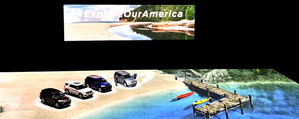 Explore America in a Ford Explorer