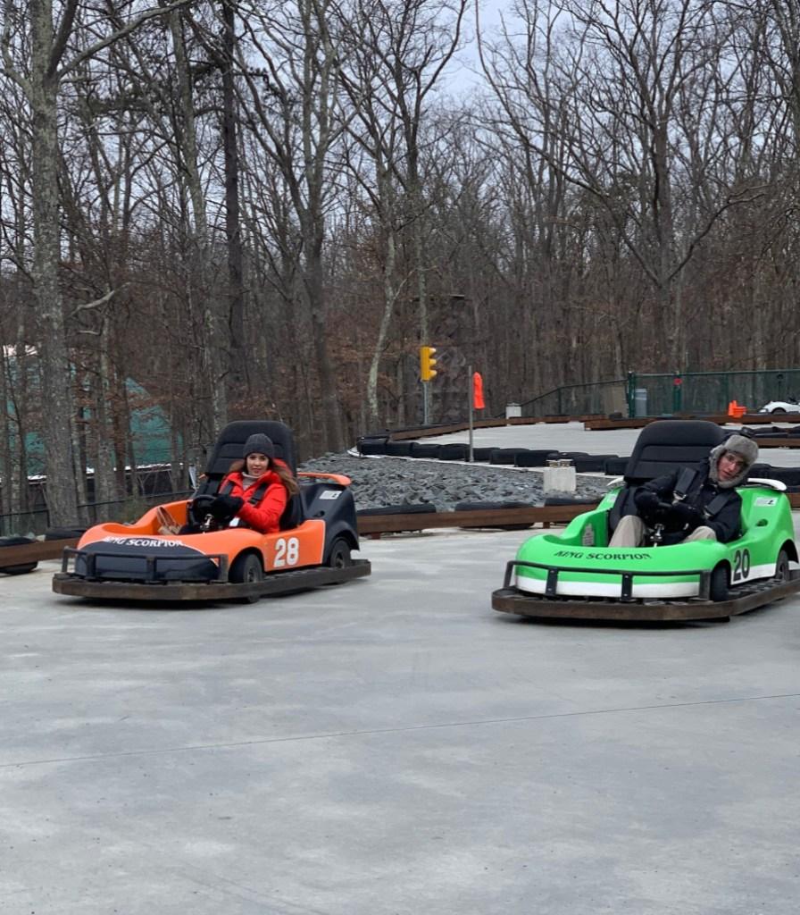 woodloch Go Kart Fun