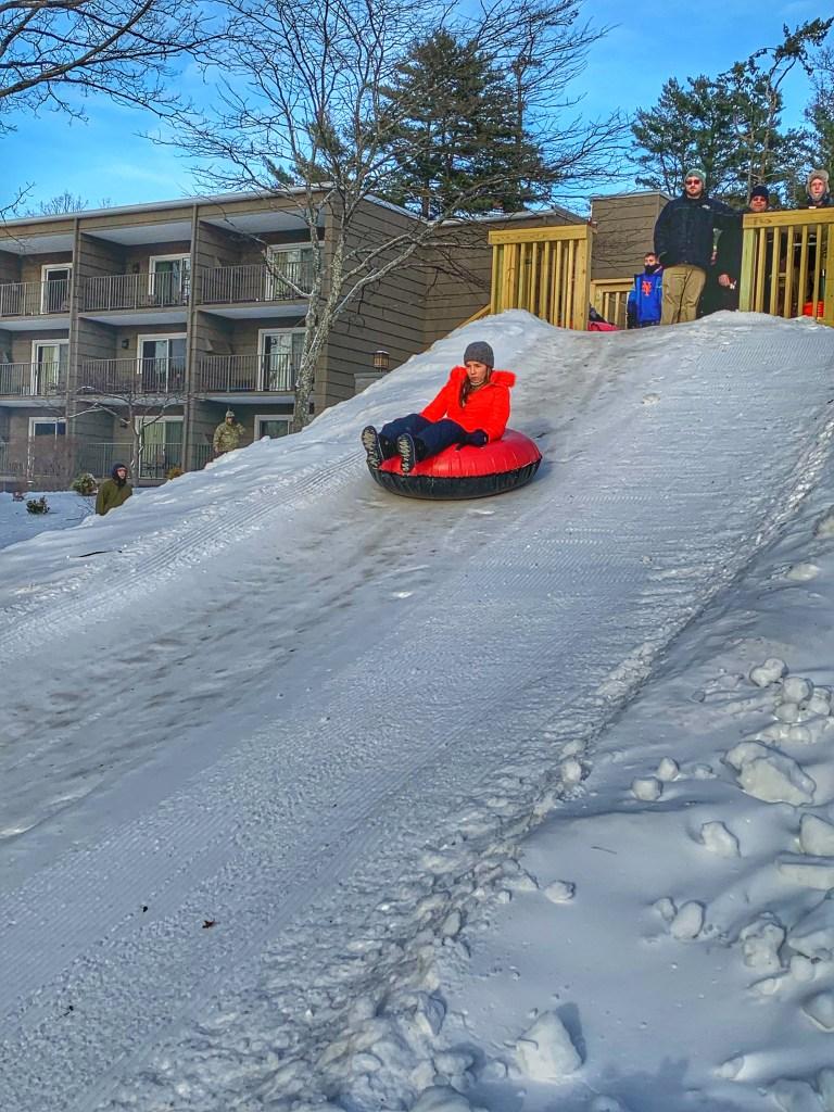 Fun at Woodloch Resort