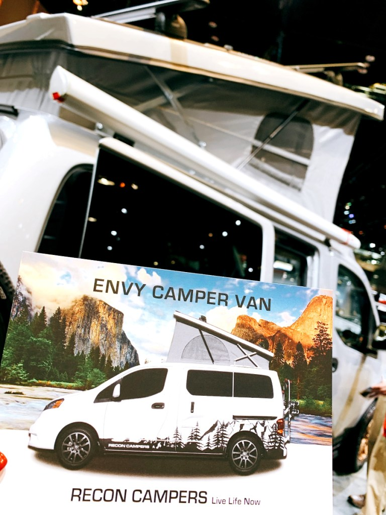NIssan Recon Campers