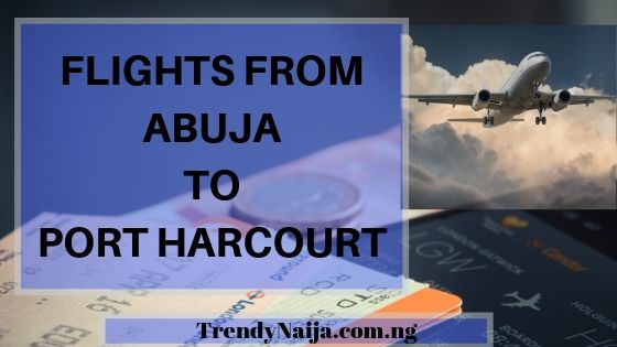 flights from Abuja to Port Harcourt