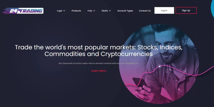 24trading An Excellent Platform to Make you Trades in 2021