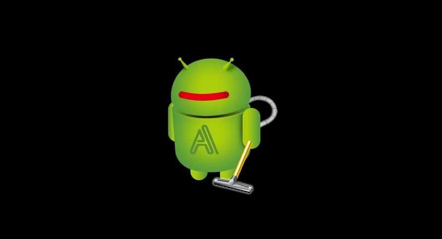 clear app cache and app data on Galaxy S7 Edge