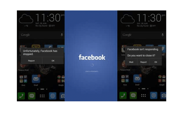 """Fix Samsung Galaxy S7 Edge """"Unfortunately Facebook has stopped"""" error and other Facebook issues"""