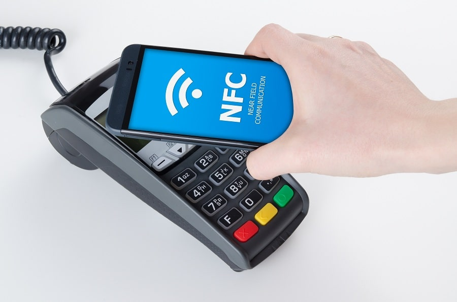 Tap and pay shop bill using your Android Device