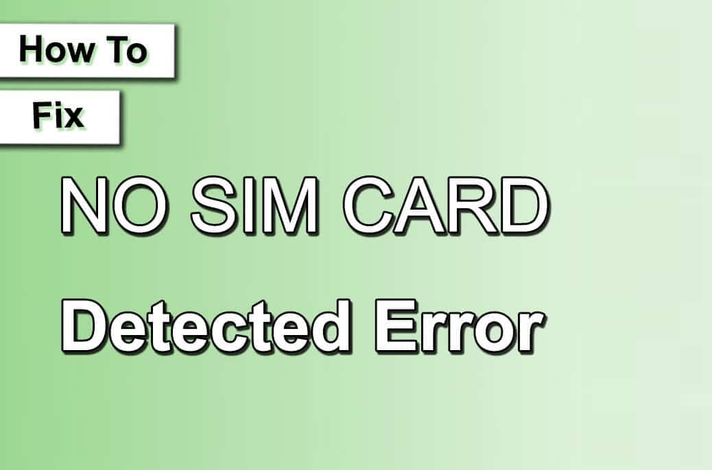 Our full service travel sim card provides coverage in over 200 countries!. How To Fix No Sim Card Error In Samsung Galaxy A10 Trendyport