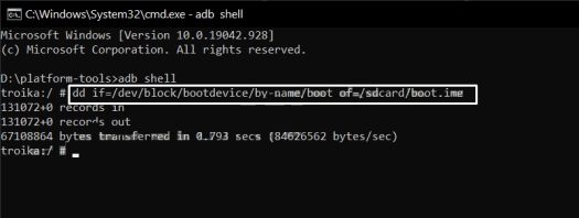Extract Boot.img Directly from Device without Downloading Firmware