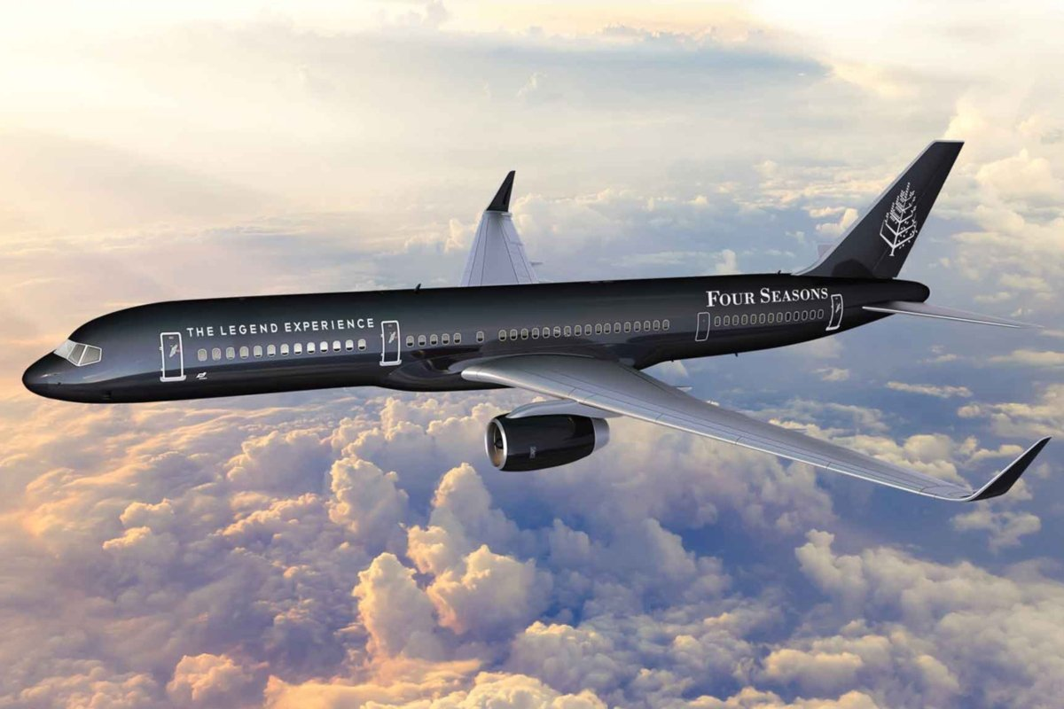 Luxurious Private Jet Trips