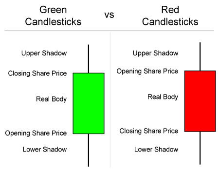 Basics Of Candlestick Stock Charts Trendy Stock Charts