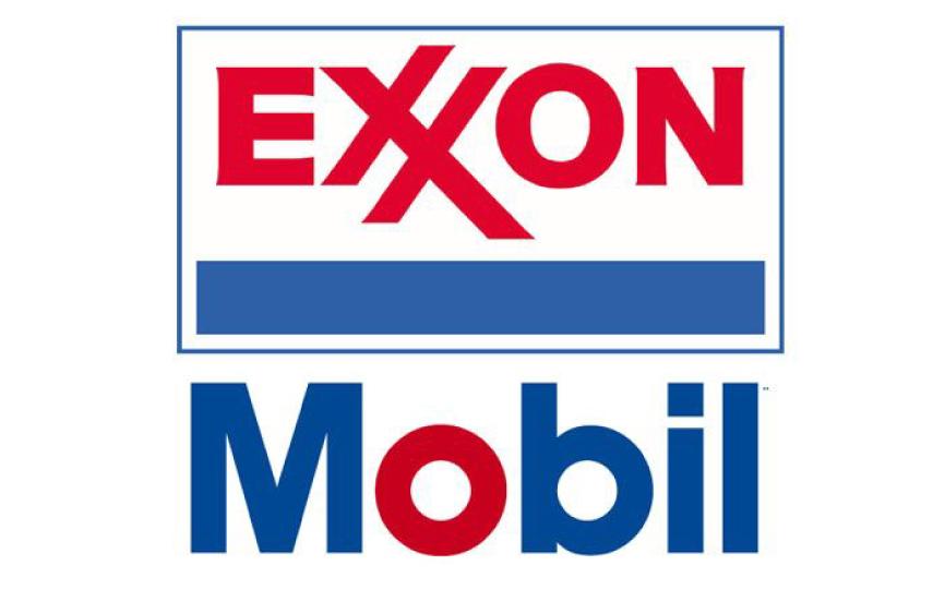 Exxon Mobil (XOM) Logo