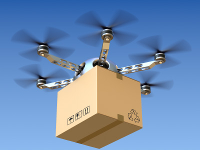 Amazon (AMZN) Drone Delivery
