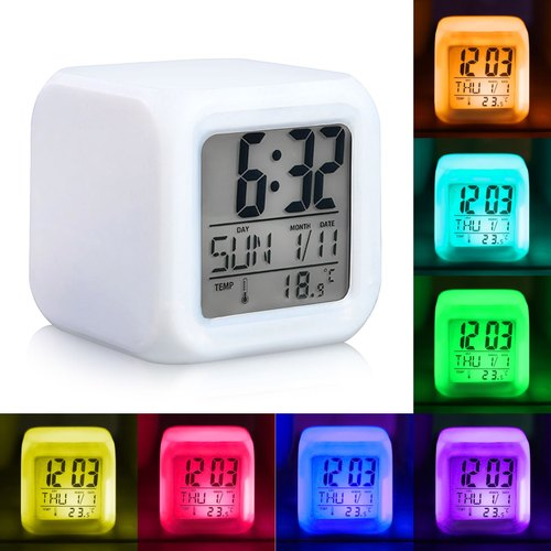 Room Digital Table Clock And Car Dash Board Clock