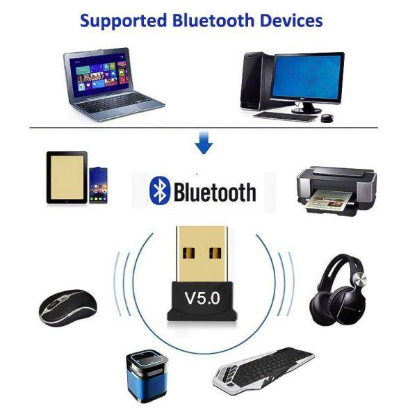 USB 5.0 Bluetooth