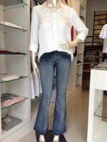 Trendy Store_flare Jeanseria